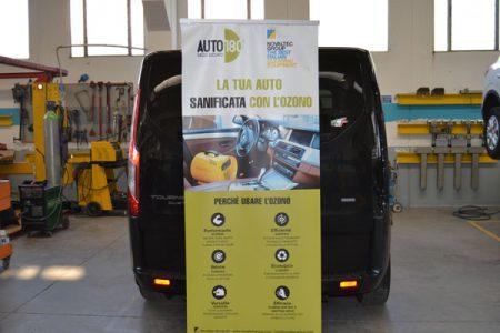 Sanificazione e lavaggio interni auto